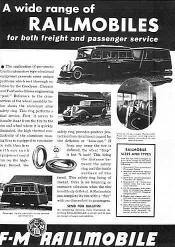FM Railmobile Advertisement